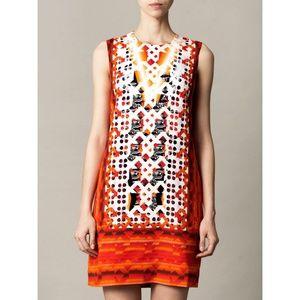 Peter Pilotto Digital Printed Shift Dress